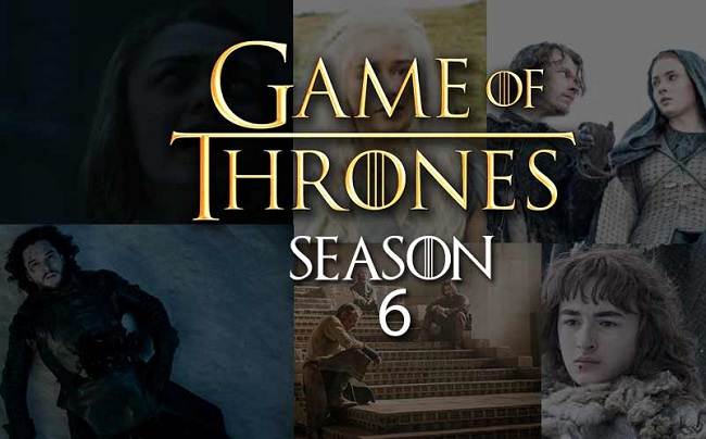 Game of Thrones Season 6 / Game of Thrones Season 6 ซับไทย / game of thrones season 6 ออนไลน์ / game of thrones season 6 สปอย