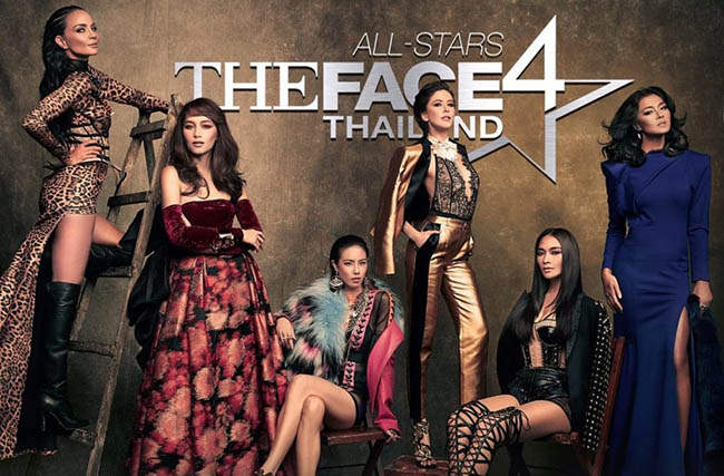 The Face Thailand Season 4 All Stars